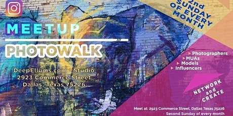 FREE EVENT - DEEP ELLUM PHOTOWALK - DECEMBER 13 tickets