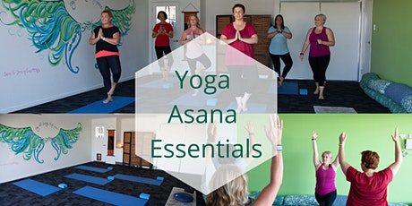 Yoga Asana Essentials tickets