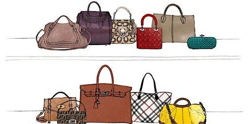 Hustlin' for Handbags!