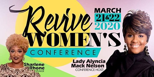 Revive Womens Conference Beaumont