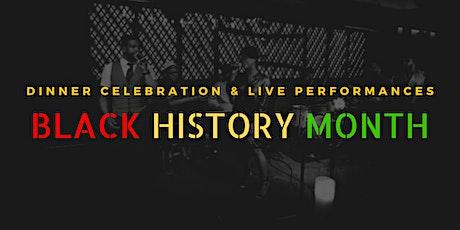 Black History Month Dinner Celebration tickets