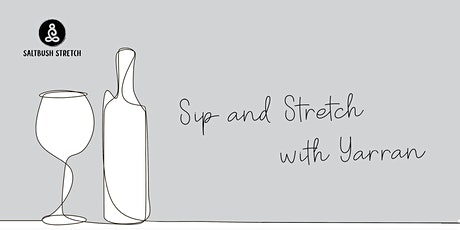 Sip and Stretch tickets