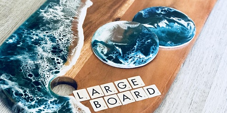 Large Resin Board tickets