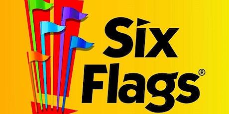 Six Flags - Spring Break 2020 - Bus Trip tickets