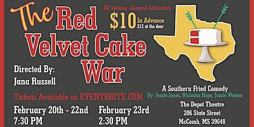 PCLT Presents: The Red Velvet Cake War