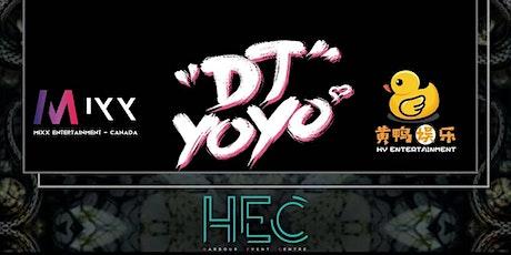 DJ YOYO tickets