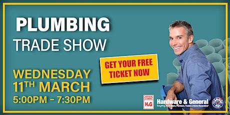 H&G Plumbing Trade Show tickets