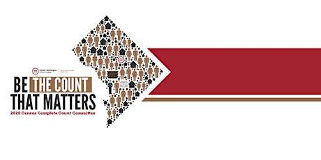 GWUL Census Ambassador Training at Marshall Heights tickets