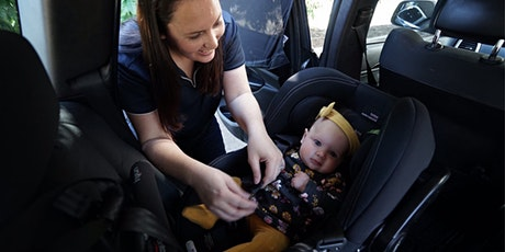 Two Day Child Car Restraint Fitting Course | Type 1 52778WA tickets