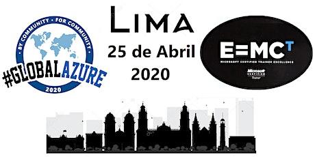 Global Azure 2020 - MCT Edition entradas