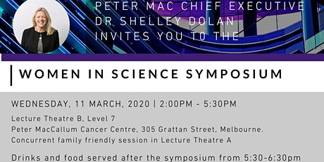 Peter Mac's Women in Science Symposium tickets