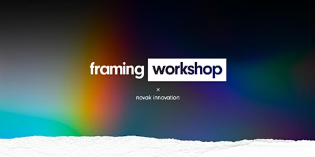 Framing workshop @CDMX boletos