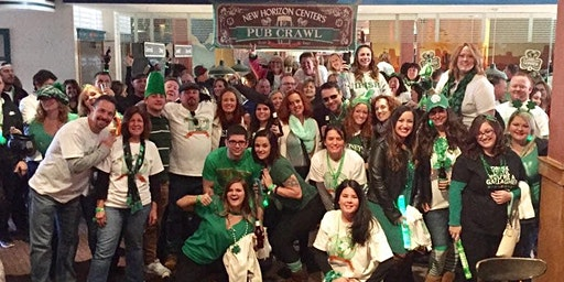 13th Annual Pre-St. Paddy's Day Pub Tour in Edison Park Benefiting New Horizon Center