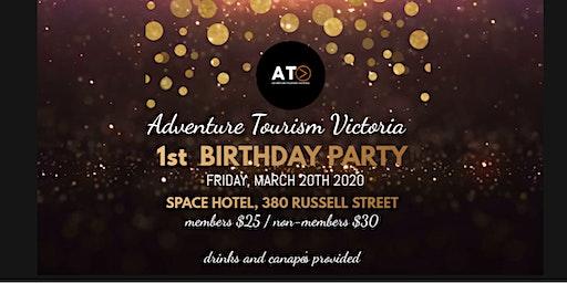 ATV 1st Birthday Party