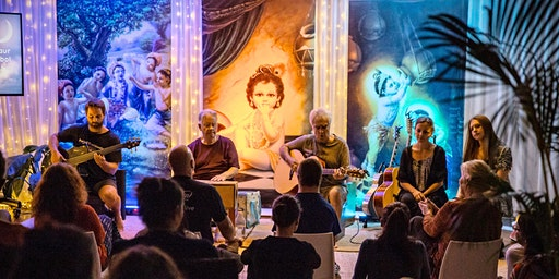 Acoustic Kirtan Journey with Pralad & The Chants