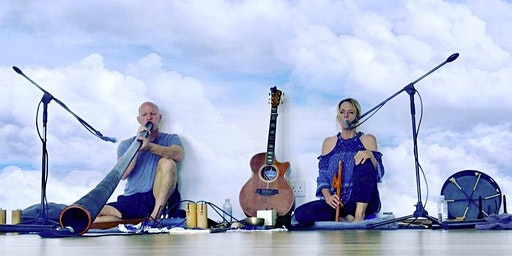 Absolute Chanting Kirtan with Vanessa, Steve and amazing musicians..
