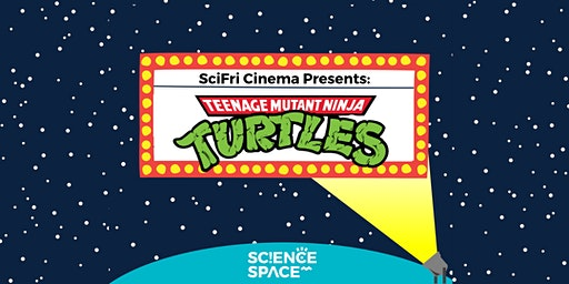 Teenage Mutant Ninja Turtles 30th Anniversary Pizza Party