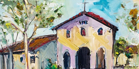 Painting the SLO Mission @ Art Central tickets