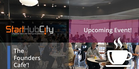 The Founders Cafe' - Inside the investor mind! - The series tickets
