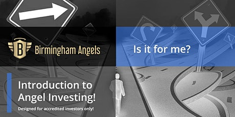 To Become an Angels Investor! - Where do I start? tickets