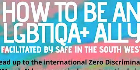 LGBTIQA+ Ally Training (Warrnambool) tickets