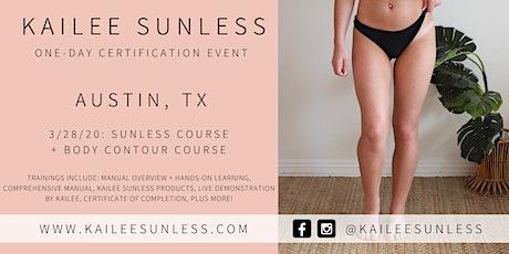 Spray Tan/Contour Certification Course   Austin, TX tickets