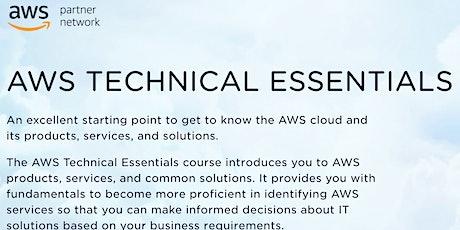 AWS Technical Essentials tickets