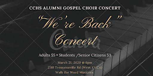 CCHS Alumni Gospel Choir Concert