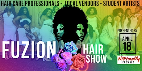 NAPturally Crowned's Fuzion 2020 Hair Expo tickets