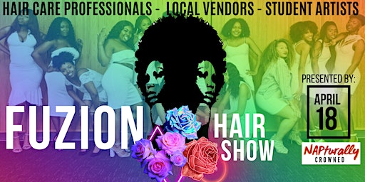 NAPturally Crowned's Fuzion 2020 Hair Expo