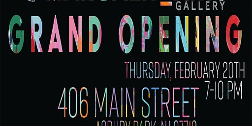 Margalit Arts Grand Opening Asbury Park