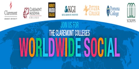 The Claremont Colleges Worldwide Social tickets