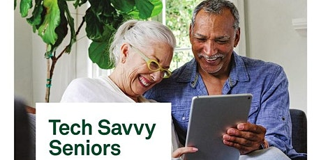 Tech Savvy Seniors - Introduction to the Internet tickets