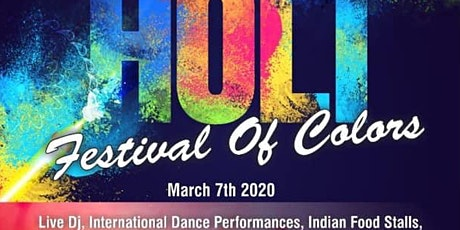 Festival of Colors - Holi & Gold Coast Kids Color run  tickets