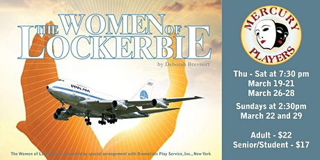 The Women of Lockerbie tickets