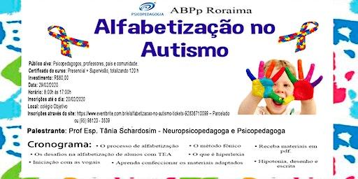 Alfabetização no Autismo