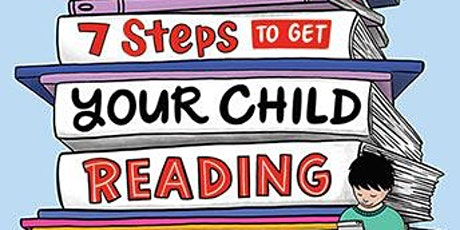 Author Talk – Louise Park – 7 Steps to get your Child Reading tickets