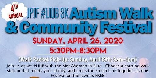 2020 JPJF #LIUB 3K Autism Walk & Community Festival
