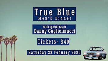 True Blue Men's Dinner