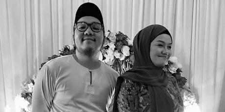 Wedding Dewi & Saiful tickets