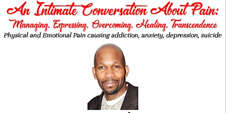 SISFI and My Time Inc's An Intimate Conversation About Pain tickets