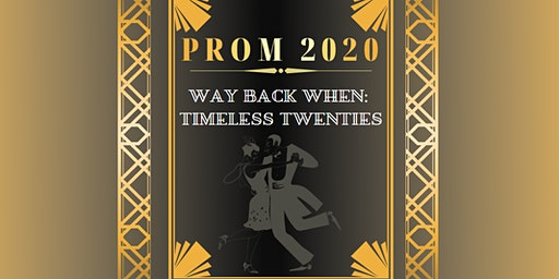 Way Back When: Timeless Twenties CSRA Homeschool Prom