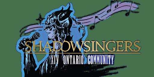 Shadowsingers - XIV Ontario Community Meetup