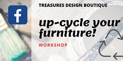 Up-cycle your furniture