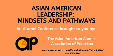 Asian American Leadership: Mindsets and Pathways tickets