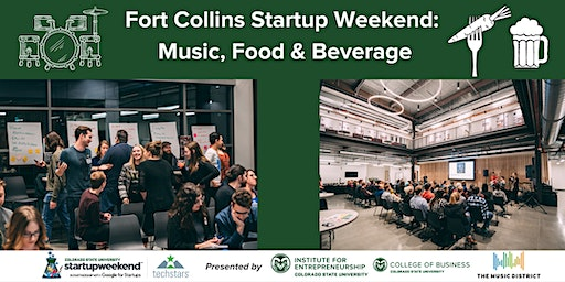 Techstars Startup Weekend Fort Collins 02/20