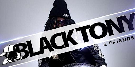 Black Tony from Rickey Smiley Morning show