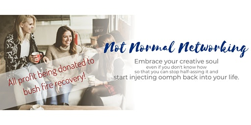 Maverick Creative Connections (Not Normal Networking) April