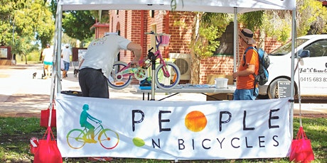 Bike Service and Valet at the City of Canning's Changing Your World Fair tickets