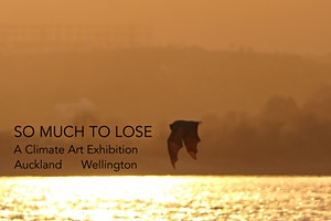 SO MUCH TO LOSE: Auckland Art Exhibition